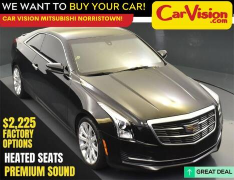 2016 Cadillac ATS for sale at Car Vision Mitsubishi Norristown in Norristown PA