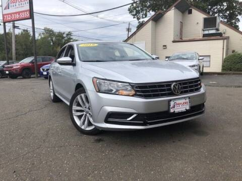 2019 Volkswagen Passat for sale at PAYLESS CAR SALES of South Amboy in South Amboy NJ