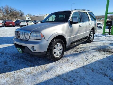 2005 Lincoln Aviator for sale at Independent Auto in Belle Fourche SD