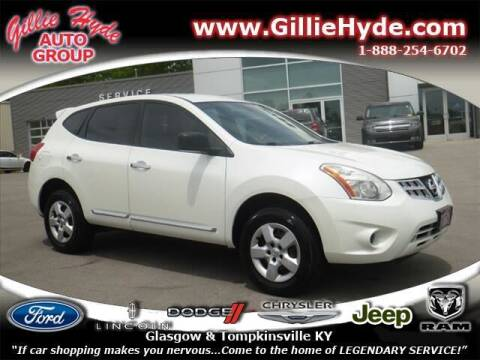 2011 Nissan Rogue for sale at Gillie Hyde Auto Group in Glasgow KY