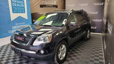 2011 GMC Acadia for sale at X Drive Auto Sales Inc. in Dearborn Heights MI