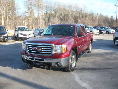 2009 GMC Sierra 1500 for sale at Auto Images Auto Sales LLC in Rochester NH