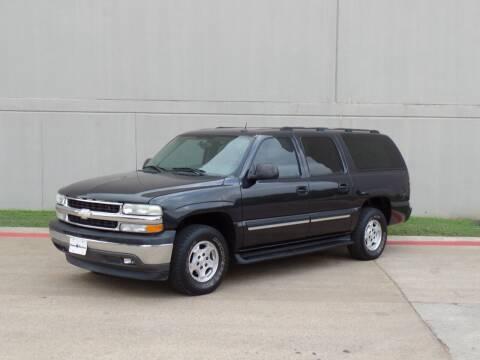 2005 Chevrolet Suburban for sale at CROWN AUTOPLEX in Arlington TX
