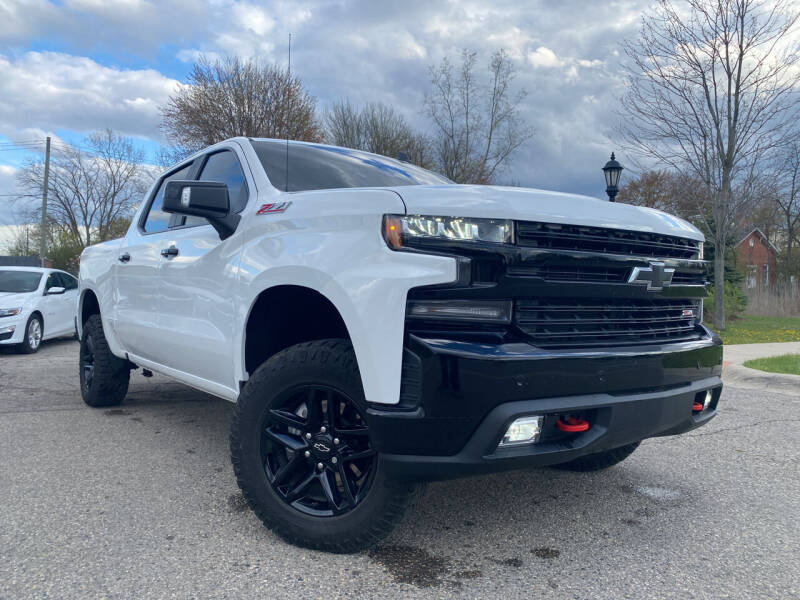2020 Chevrolet Silverado 1500 for sale in Canton, MI