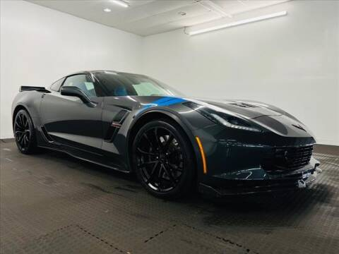 2017 Chevrolet Corvette for sale at Champagne Motor Car Company in Willimantic CT