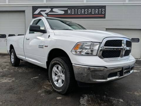 2016 RAM Ram Pickup 1500 for sale at RS Motorsports, Inc. in Canandaigua NY