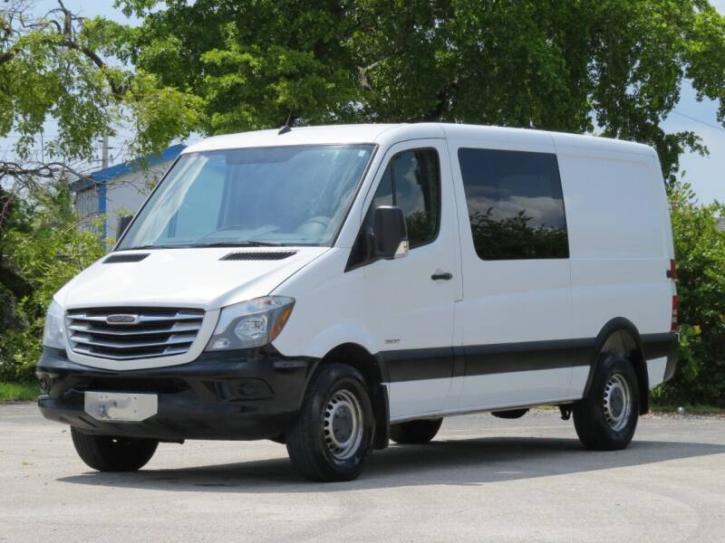 2014 Freightliner Sprinter Crew for sale at DK Auto Sales in Hollywood FL