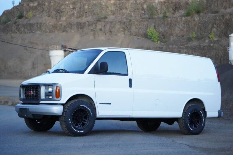 2001 GMC Savana Cargo for sale at Overland Automotive in Hillsboro OR