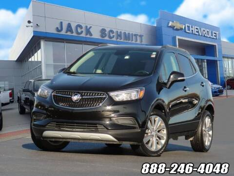 2018 Buick Encore for sale at Jack Schmitt Chevrolet Wood River in Wood River IL