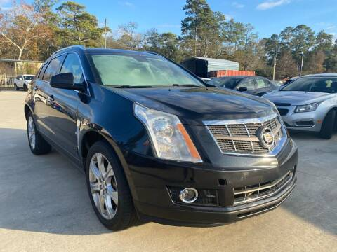 2011 Cadillac SRX for sale at Auto Land Of Texas in Cypress TX
