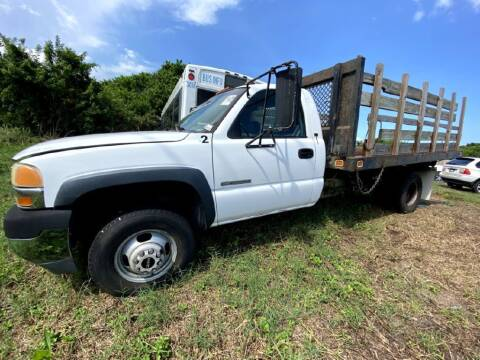 2001 GMC Sierra 3500 for sale at ROCKLEDGE in Rockledge FL