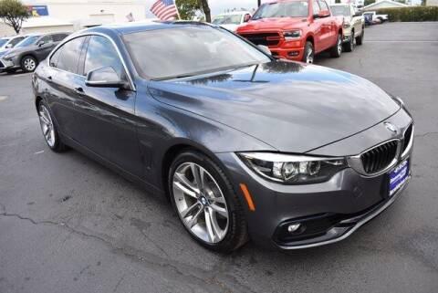 2018 BMW 4 Series for sale at DIAMOND VALLEY HONDA in Hemet CA