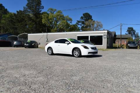 2008 Nissan Altima for sale at Barrett Auto Sales in North Augusta SC