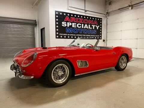 1963 Ferrari 250 for sale at Arizona Specialty Motors in Tempe AZ