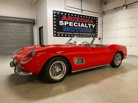 1963 Ferrari 250 for sale at Arizona Specialty Motors in Tempe AZ