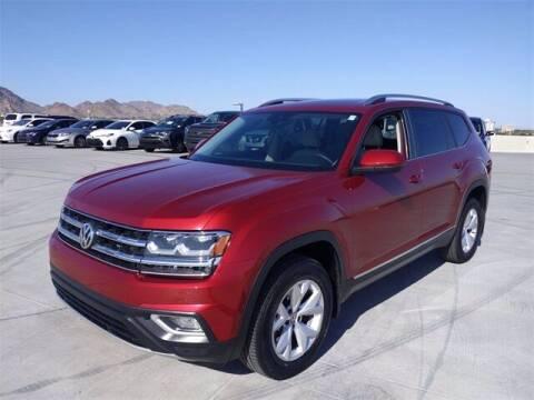 2018 Volkswagen Atlas for sale at Camelback Volkswagen Subaru in Phoenix AZ