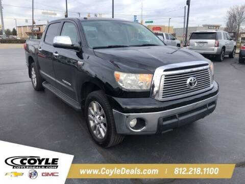 2010 Toyota Tundra for sale at COYLE GM - COYLE NISSAN - Coyle Nissan in Clarksville IN