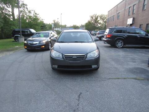 2008 Hyundai Elantra for sale at Heritage Truck and Auto Inc. in Londonderry NH