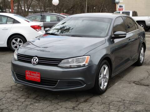 2014 Volkswagen Jetta for sale at Bill Leggett Automotive, Inc. in Columbus OH
