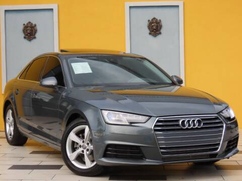 2019 Audi A4 for sale at Paradise Motor Sports LLC in Lexington KY