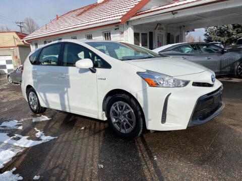 2015 Toyota Prius v for sale at ELITE MOTOR CARS OF MIAMI in Miami FL