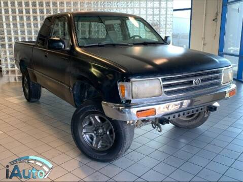 1997 Toyota T100 for sale at iAuto in Cincinnati OH