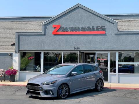 2017 Ford Focus for sale at Z Auto Sales in Boise ID