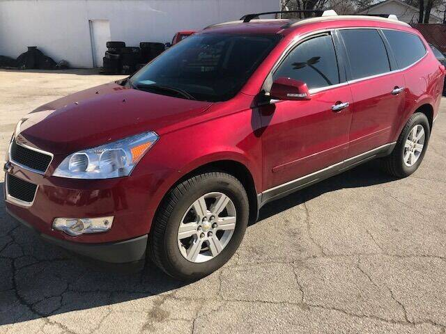 2012 Chevrolet Traverse for sale at Town & City Motors Inc. in Gary IN