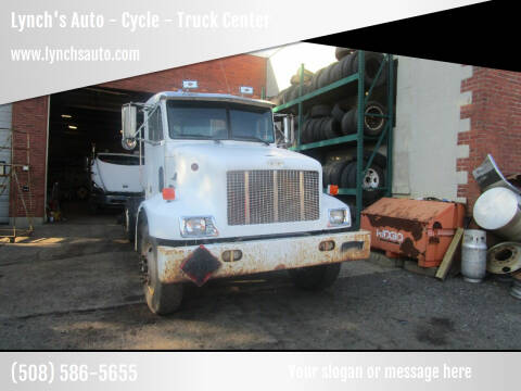 2004 Peterbilt 330 for sale at Lynch's Auto - Cycle - Truck Center - Trucks and Equipment in Brockton MA