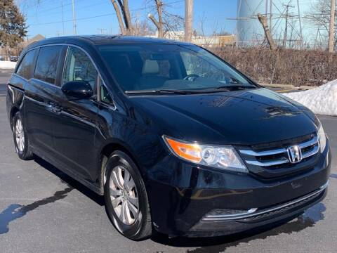 2014 Honda Odyssey for sale at Klean Motorsports in Skokie IL