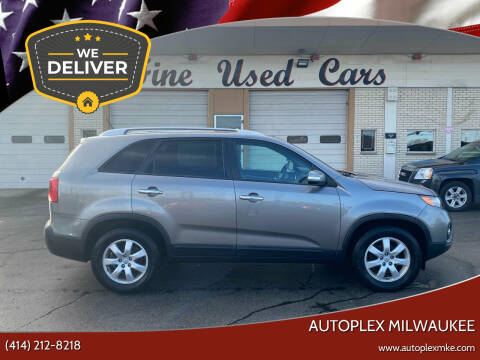 2012 Kia Sorento for sale at Autoplex 3 in Milwaukee WI