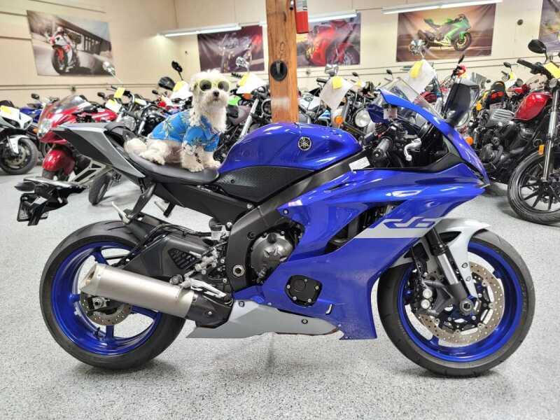 2020 Yamaha YZF-R6 for sale in El Cajon, CA