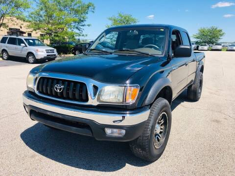 2004 Toyota Tacoma for sale at Quality Auto Sales And Service Inc in Westchester IL