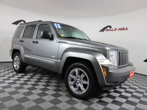 2012 Jeep Liberty for sale at Bald Hill Kia in Warwick RI