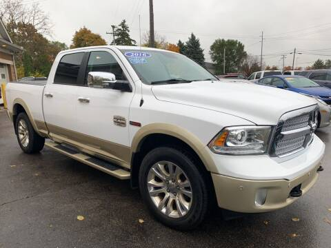 2016 RAM Ram Pickup 1500 for sale at A 1 Motors in Monroe MI