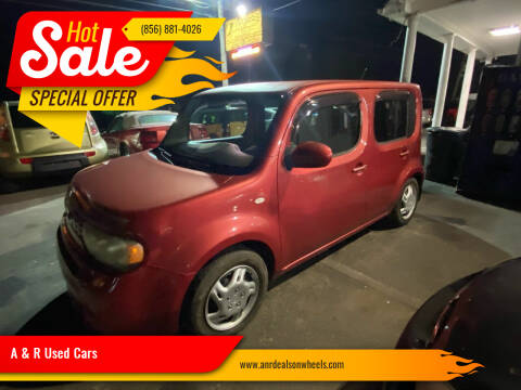 2009 Nissan cube for sale at A & R Used Cars in Clayton NJ