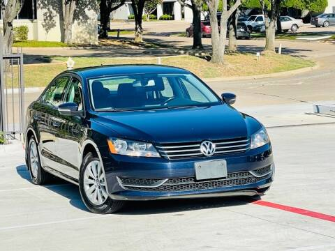 2015 Volkswagen Passat for sale at Texas Drive Auto in Dallas TX