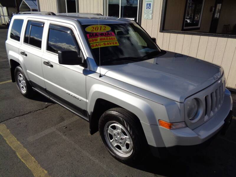 2012 Jeep Patriot for sale at BBL Auto Sales in Yakima WA