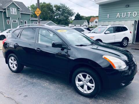 2008 Nissan Rogue for sale at SHEFFIELD MOTORS INC in Kenosha WI