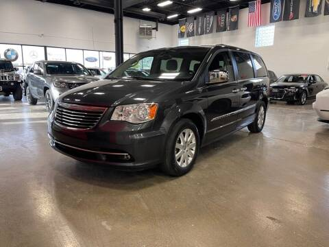2012 Chrysler Town and Country for sale at CarNova in Sterling Heights MI