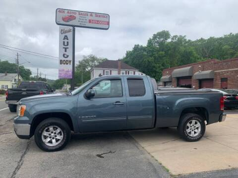 2009 GMC Sierra 1500 for sale at 401 Auto Sales & Service in Smithfield RI
