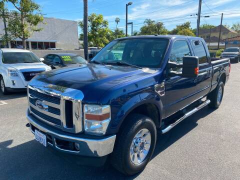 2010 Ford F-250 Super Duty for sale at MIKE AHWAZI in Santa Ana CA