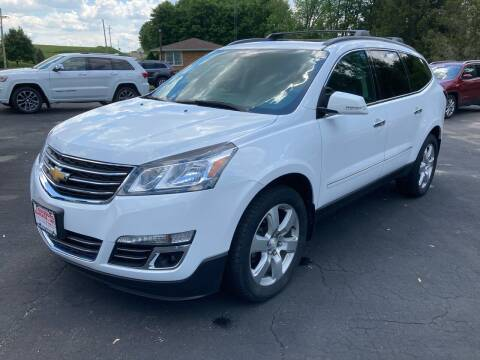 2017 Chevrolet Traverse for sale at Louisburg Garage, Inc. in Cuba City WI