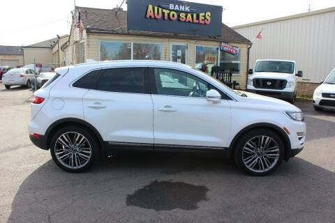 2015 Lincoln MKC for sale at BANK AUTO SALES in Wayne MI