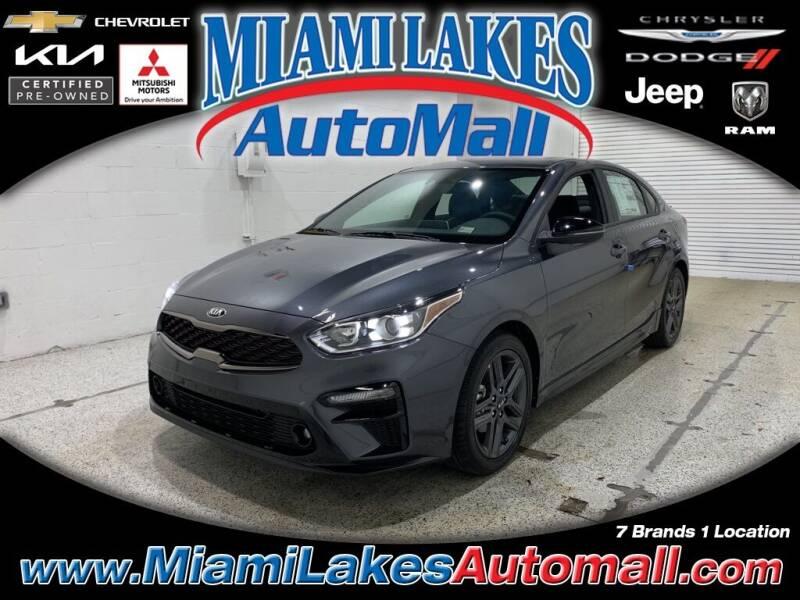 2021 Kia Forte for sale in Miami, FL