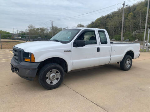 2006 Ford F-250 Super Duty for sale at MotoMafia in Imperial MO