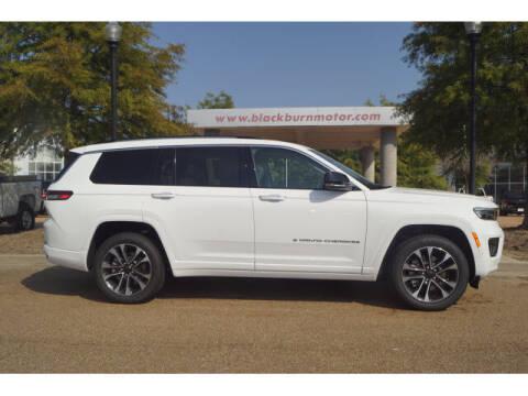 2021 Jeep Grand Cherokee L for sale at BLACKBURN MOTOR CO in Vicksburg MS