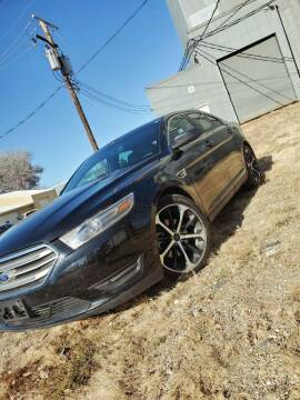 2015 Ford Taurus for sale at Born Again Auto's in Sioux Falls SD