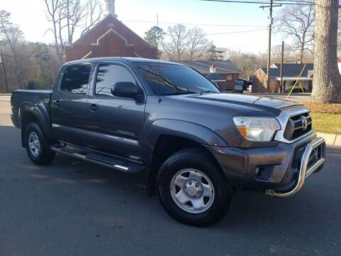 2012 Toyota Tacoma for sale at McAdenville Motors in Gastonia NC