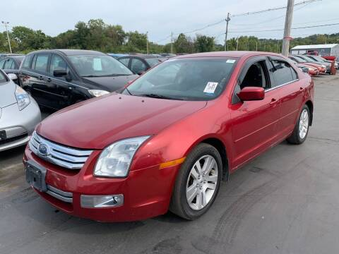 2007 Ford Fusion for sale at American Motors Inc. - Cahokia in Cahokia IL